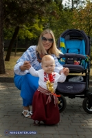 Николаевцы отметили День независимости (фоторепортаж)