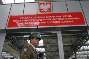 Малое приграничное движение между Украиной и Польшей возобновится 2 августа
