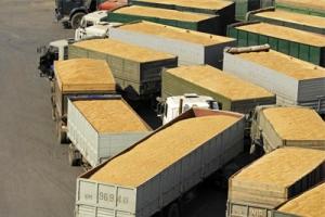 На Николаевщине неизвестные пытались незаконно экспортировать зерно на сумму 448,8 млн. грн.