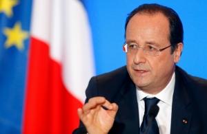 Олланд заявил о возможном снятии санкций против России