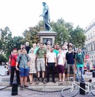Активисты массово уходят из одесской патриотической организации