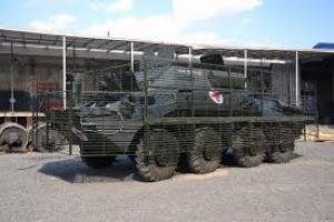 В зону АТО николаевской «79-ки» отправили 30 экранированных бронемашин