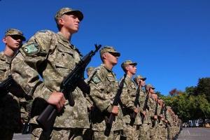 В Одесской военной академии пополнение - 250 первокурсников