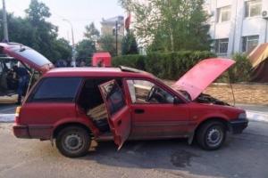 Правоохранители заявили, что предотвратили теракт возле Херсонской облпрокуратуры
