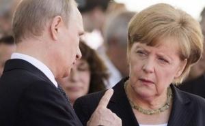 Германия объявила Россию стратегическим противником