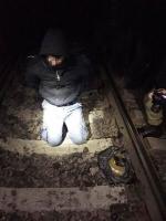 СБУ задержала экс-милиционера за попытку подорвать поезд «Одесса-Константиновка»