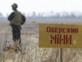 Диверсанты «ДНР» подорвались на собственном минном поле