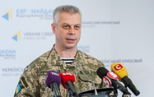 За сутки в зоне АТО погибло 2 украинских бойца, 6 получили ранения