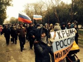 Кто и зачем делал «крымскую весну»