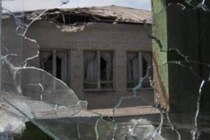 Террористы обстреляли жилые дома в Авдеевке