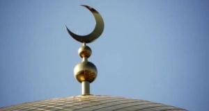 В Крыму мечеть забросали «коктейлями Молотова»