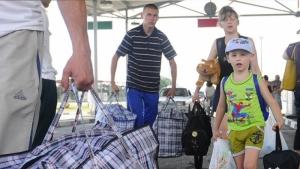 Страны ЕС не хотят принимать украинских беженцев