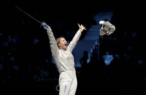 Николаевская спорстменка Ольга Харлан одержала победу на турнире в Москве