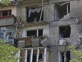 В Донецке за минувшие сутки погибли трое мирных жителей, четверо получили ранения