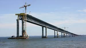 В России подсчитали общую стоимость строительства Керченского моста