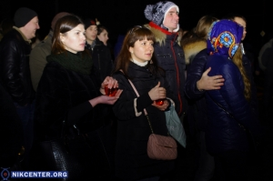 Херсонские фанаты Скрябина на концерте его памяти предложили назвать улицу в честь Кузьмы. ФОТО, ВИДЕО