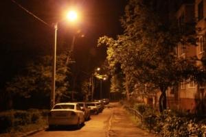 В Херсоне появилось освещение на улицах, не имевших его около 20-ти лет