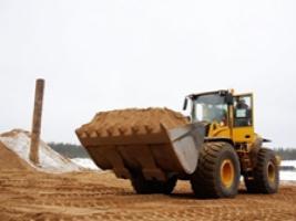 В Одесской области не могут остановить масштабные кражи песка