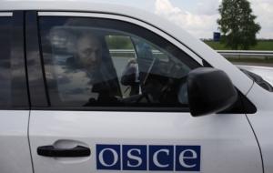 80% наблюдателей миссии ОБСЕ, которые работают в районе Мариуполя, являются гражданами РФ