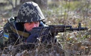 В Донецкой области пограничники ведут бой с диверсионно-разведывательной группой