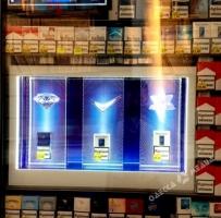 Одесские супермаркеты игнорируют закон о запрете рекламы сигарет