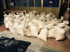 В Ровенской области задержали рекордную партию янтаря более 2,5 тонн