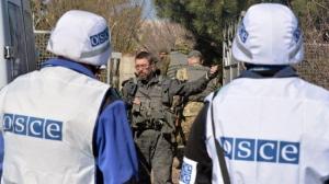 За два дня на Донбассе зафиксировано 607 взрывов - ОБСЕ