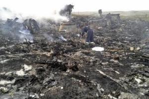 Найдены тела 251 погибшего пассажира Боинга, работы затруднены присутствием вооруженных сепаратистов - ГСЧС
