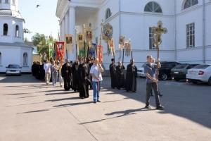 Сегодня в Херсоне молились за мир в Украине