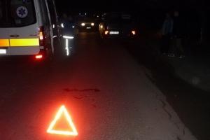 В центре Херсона в ДТП пострадала семья участника АТО
