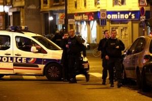 Некоторые из террористов могут все еще находиться в Париже