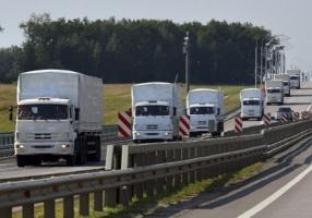 Российский «гумконвой» из 60 грузовиков ожидают сегодня в Приднестровье