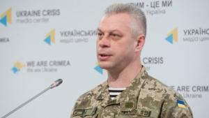 В зоне АТО погиб 1 военнослужащий, 4 получили ранения