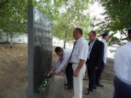 На Николаевщине прошло торжественное чествование памяти погибших при несении службы милиционеров