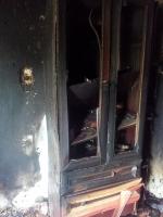 На Николаевщине из-за короткого замыкания произошло два пожара
