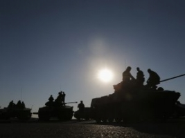 За  минувшие сутки боевики 84 раза обстреляли позиции украинских  военных, - пресс-центр АТО