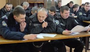 В Украине 4 тысячи полицейских не смогли пройти переаттестацию