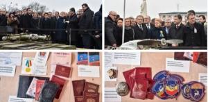 Петр Порошенко обнародовал доказательства агрессии российских войск на территории Украины