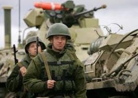 Украинские военнослужащие  32-го блокпоста удачно выбрались из окружения боевиков