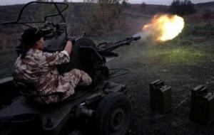 За сутки в зоне АТО боевики 49 раз обстреляли украинские позиции - штаб