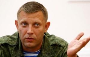 Захарченко официально подтвердил возврат тяжелого вооружения к линии разграничения