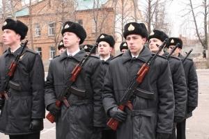 В Николаеве 53 курсанта ВМС приняли присягу