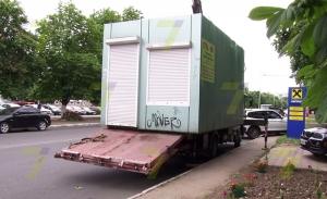 Одесские предприниматели выступили против демонтажа своих торговых точек
