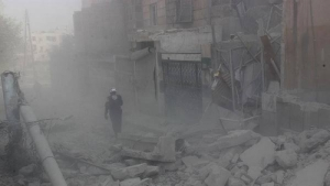 В Сирии  в результате российских авиаударов погибли 10 мирных жителей