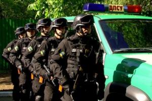 Путинские байкеры пытались прорваться в Украину