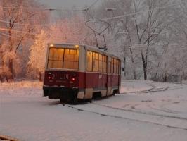 Сегодня по городу курсируют 21 троллейбус и 11 трамваев