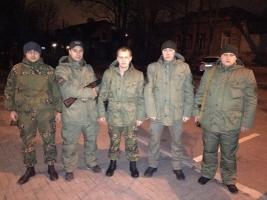 Николаевские правоохранители отправились на ротацию в зону АТО