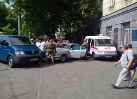 СБУ задержало военного комиссара Одесской области