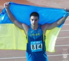 Украинский метатель молота Глеб Пискунов завоевал серебро на чемпионате мира U20