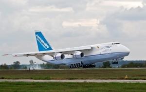 Украина не даст России права на самолет Руслан